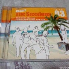 CDs de Música: CD THE SESSIONS 03. Lote 178608788