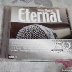 CDs de Música: CD VOCES NEGRAS ETERNAL. Lote 178609456