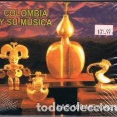 CDs de Música: COLOMBIA Y SU MUSICA. LAS 100 MEJORES. UNIVERSAL. 5 CD'S. Lote 178609946