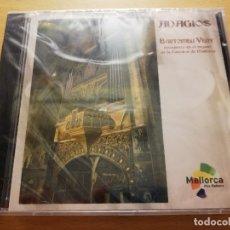 CDs de Música: ADAGIOS. BARTOMEU VENY INTERPRETA EN EL ÓRGANO DE LA CATEDRAL DE MALLORCA (CD PRECINTADO). Lote 178618870