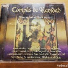 CDs de Música: COMPÁS DE NAVIDAD. GRUPO LÍRICO PLAZA MAYOR (CD). Lote 178619561