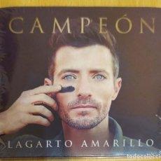 CDs de Música: LAGARTO AMARILLO (CAMPEON) CD 2017 * PRECINTADO. Lote 178620907
