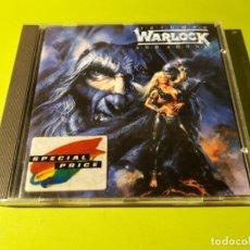 CDs de Música: WARLOCK - TRIUMPH AND AGONY - 1987 - COMPRA MÍNIMA 3 EUROS. Lote 178626567