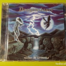 CDs de Música: DRAGONSLAYER - NOCHES DE TORMENTA - 2001 - COMPRA MÍNIMA 3 EUROS. Lote 178628845