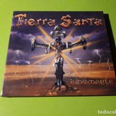 CDs de Música: TIERRA SANTA - INDOMABLE - DIGIPACK - 2002 - COMPRA MÍNIMA 3 EUROS. Lote 178629425