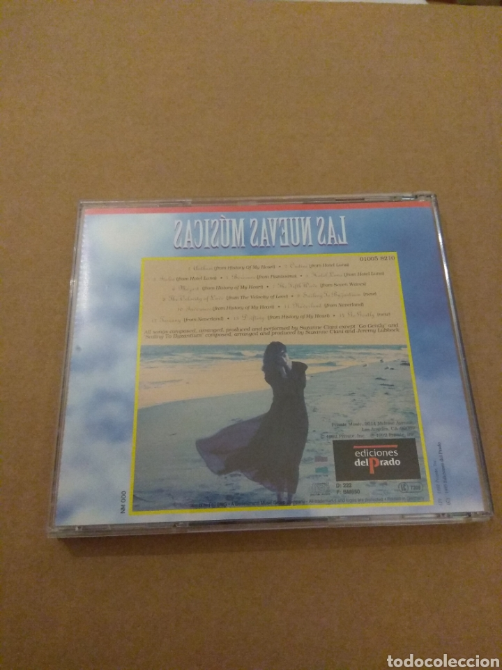 CDs de Música: SUZANNE CIANI THE PRIVATE MUSIC OF... CD - Foto 2 - 178629776
