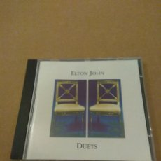 CDs de Música: ELTON JOHN DUETS. Lote 178630226