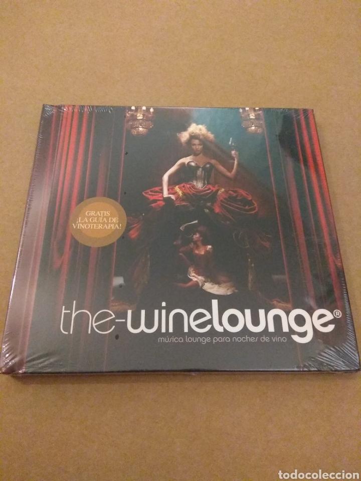THE WINELOUNGE DIGIBOOK CD ***PRECINTADO*** (Música - CD's Melódica )