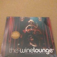 CDs de Música: THE WINELOUNGE DIGIBOOK CD ***PRECINTADO***. Lote 178630771