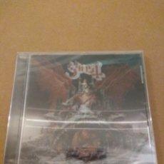 CDs de Música: GHOST PREQUELLE ED. DELUXE ***PORTADA LENTICULAR + BONUS TRACKS*** PRECINTADO. Lote 178630961