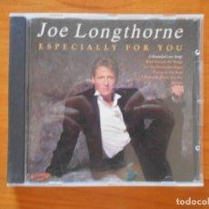 CDs de Música: CD JOE LONGTHORNE - ESPECIALLY FOR YOU (AE). Lote 178646871