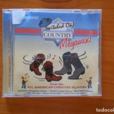 CDs de Música: CD SWITCHED ON! COUNTRY MEGAMIX (AE). Lote 178648697