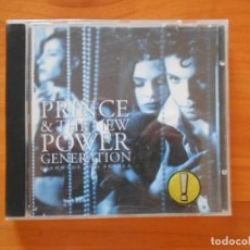 CDs de Música: CD PRINCE AND THE NEW POWER GENERATION - DIAMONDS AND PEARLS (AE). Lote 178649080