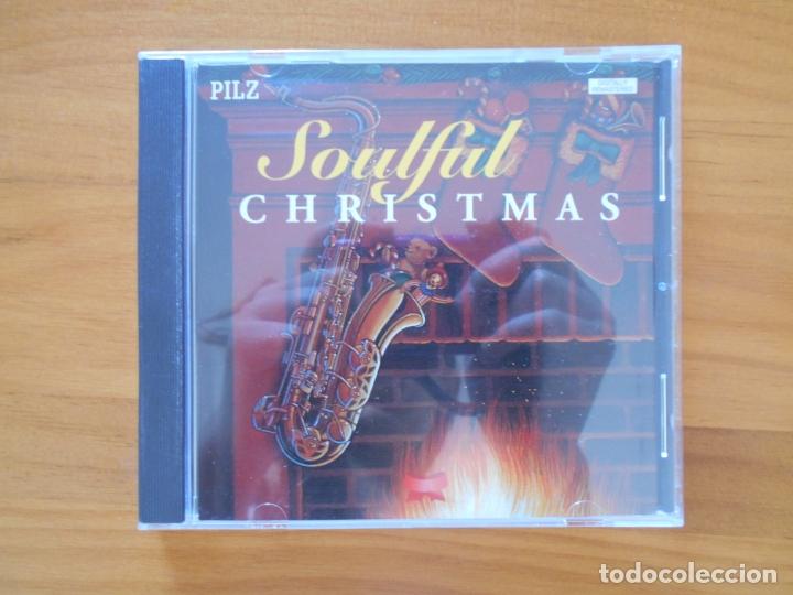 CD SOULFUL CHRISTMAS (5K) (Música - CD's Jazz, Blues, Soul y Gospel)