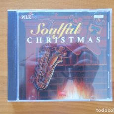 CDs de Música: CD SOULFUL CHRISTMAS (5K). Lote 178658078
