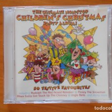 CDs de Música: CD THE ULTIMATE NON-STOP CHILDREN'S CHRISTMAS PARTY (5L). Lote 178658768