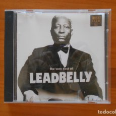 CDs de Música: CD THE VERY BEST OF LEADBELLY (5M). Lote 178660011