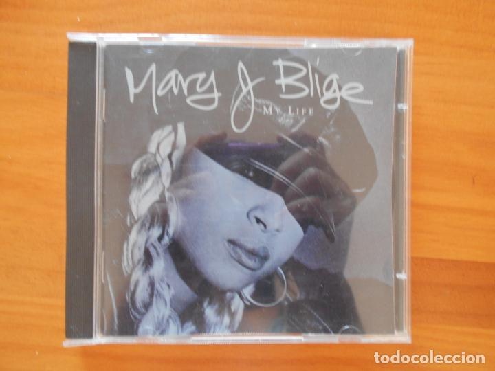 CD MARY J. BLIGE - MY LIFE (5M) (Música - CD's Jazz, Blues, Soul y Gospel)