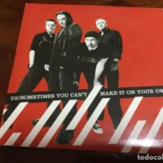 CDs de Música: U2 SOMETIMES YOU CAN'T - MAKE IT ON YOUR OWN . Lote 178662017