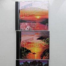 CDs de Música: SIEMPRE BOLEROS - 3 CD. Lote 178663958