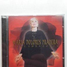 CDs de Música: MARIA DOLORES PRADERA - AS DE CORAZONES - CD. Lote 178664198