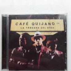CDs de Música: CAFE QUIJANO. LA TABERNA DEL BUDA - CD. Lote 178666292