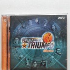 CDs de Música: OPERACION TRIUNFO ALBUM - 2 CD. Lote 178666807
