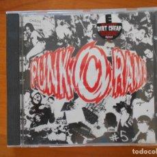 CDs de Música: CD PUNK O RAMA 5 (5O). Lote 178666905