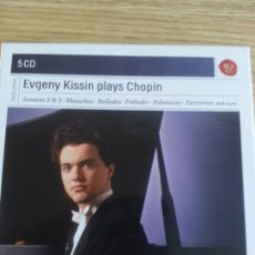 CDs de Música: CHOPIN, KISSIN. 5 CDS. . Lote 178666937