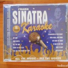 CDs de Música: CD FRANK SINATRA KARAOKE (5O). Lote 178667288
