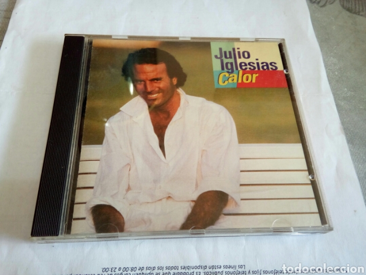 CD JULIO IGLESIAS (Música - CD's Melódica )