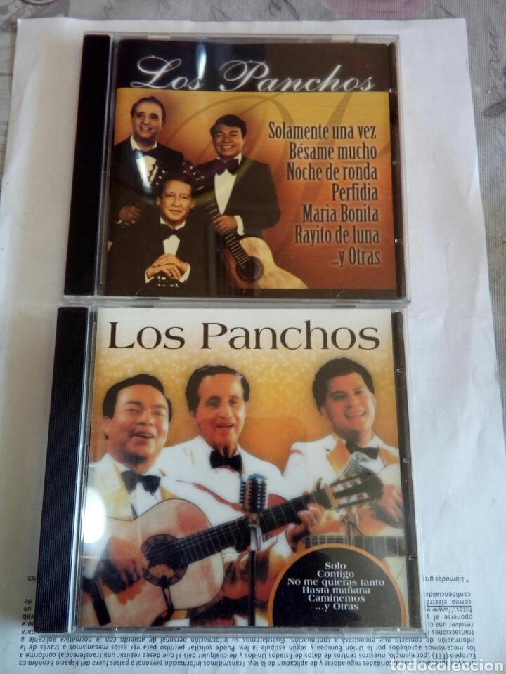 CDs de Música: CD DOBLE LOS PANCHOS - Foto 3 - 178673767
