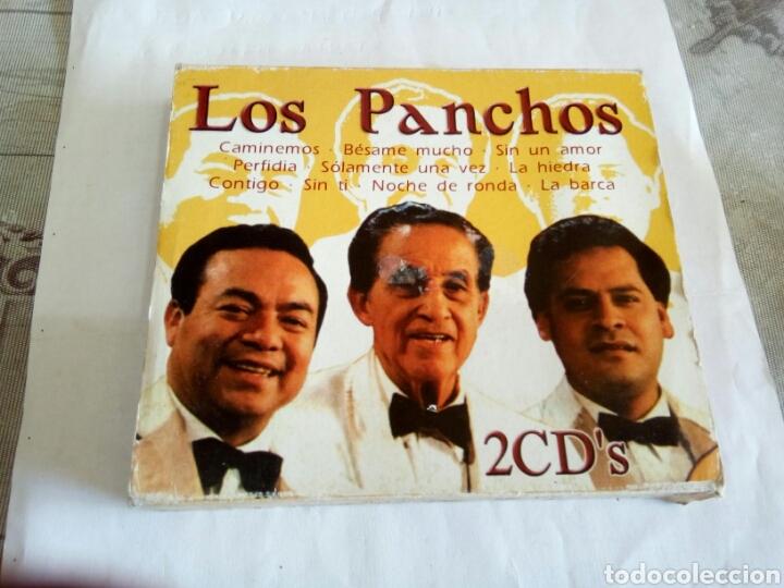 CD DOBLE LOS PANCHOS (Música - CD's Latina)