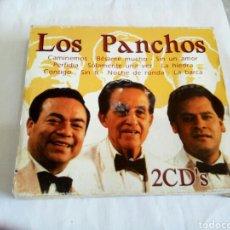 CDs de Música: CD DOBLE LOS PANCHOS. Lote 178673767