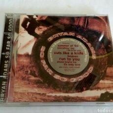 CDs de Música: CD BRYAN ADAMS. Lote 178674062