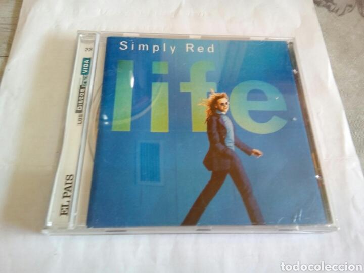 CD SIMPLY RED (Música - CD's Otros Estilos)