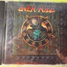 CDs de Música: OVER KILL - HORRORSCOPE - 1991 - COMPRA MÍNIMA 3 EUROS. Lote 178676181