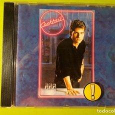 CDs de Música: COCKTAIL - ORIGINAL MOTION PICTURE SOUNDTRACK - 1988 - COMPRA MÍNIMA 3 EUROS. Lote 178676296