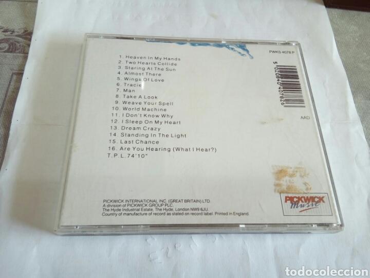 CDs de Música: CD LEVEL 42 - Foto 2 - 178677216