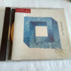 CDs de Música: CD LEVEL 42. Lote 178677216