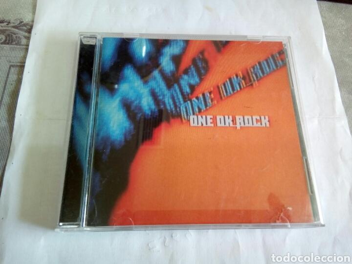 CD ONE OK ROCK (Música - CD's Otros Estilos)