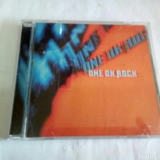 CDs de Música: CD ONE OK ROCK. Lote 178677526