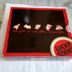 CDs de Música: CAJA CON 5 CDS THE GIVE ME FIVE MUSIC COLLECTION PRECINTADOS. Lote 178678556