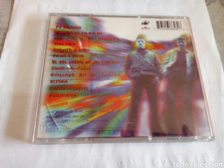CDs de Música: CD ESTOPA - Foto 2 - 178679061
