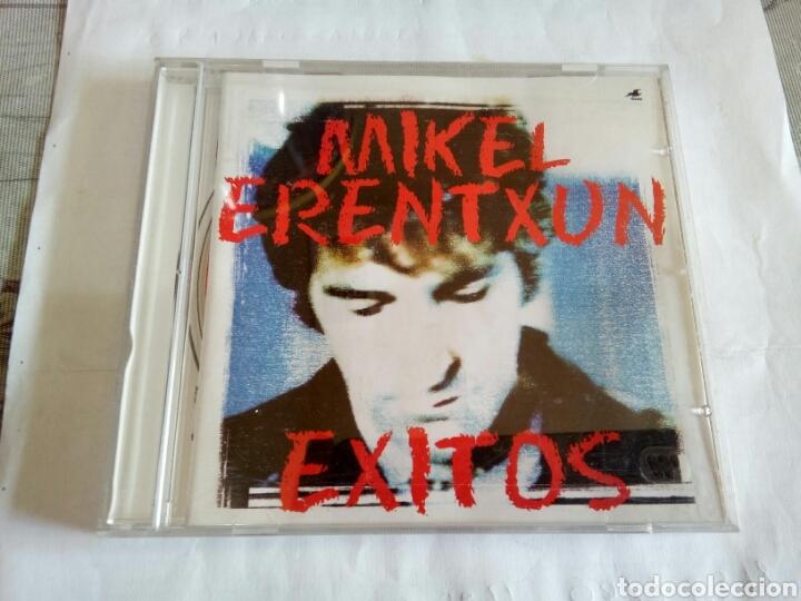 CD MIKEL ERENTXUN (Música - CD's Otros Estilos)