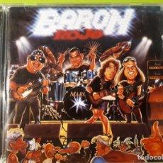 CDs de Música: BARÓN ROJO - 20+ - 2001 - FIRMADO?? - COMPRA MÍNIMA 3 EUROS. Lote 178686558