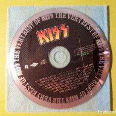 CDs de Música: KISS - THE VERY BEST OF - 2002 - SOLO CD - COMPRA MÍNIMA 3 EUROS. Lote 178687802