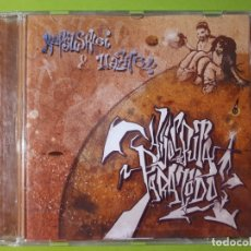 CDs de Música: RAPSUSKLEI & HAZHE - HIJOS DE PUTA PARA TODO - 2004 - COMPRA MÍNIMA 3 EUROS. Lote 178688631
