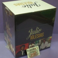 CDs de Música: JULIO IGLESIAS - THE COLLECTION - BOX SET PRECINTADO - 10 CDS.. Lote 178709831