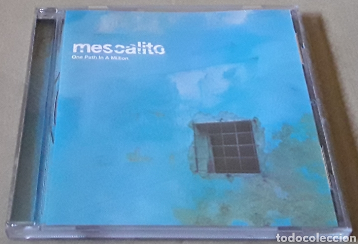 CD - MESCALITO - ONE PATH IN A MILLION - MADE IN ENGLAND - MESCALITO (Música - CD's Techno)